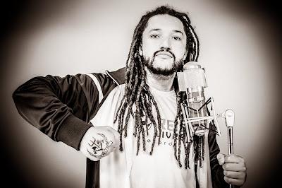 Entrevista com o rapper e historiador Gegê Caos