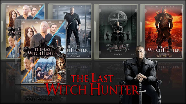 The Last Witch Hunter (2015) Full Movie Online