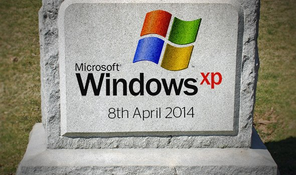 Windows XP a murit ;(