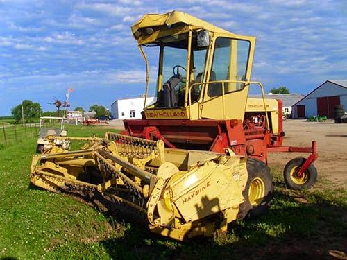 New Holland 1499 haybine parts