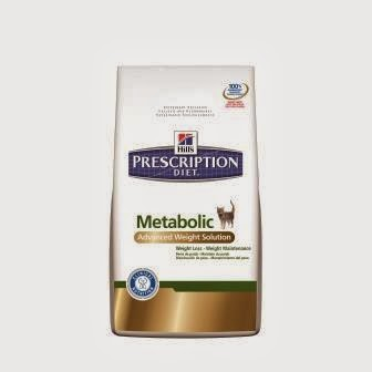 Hill's Prescription Diet Metabolic Weight Solution Dry Cat Food, #HillsPet, #spon