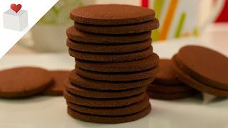 Receta Basica para masa de Chocolate