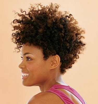Styles  Short Natural Hair on Newest Hairstyles  Short Natural Hair Styles