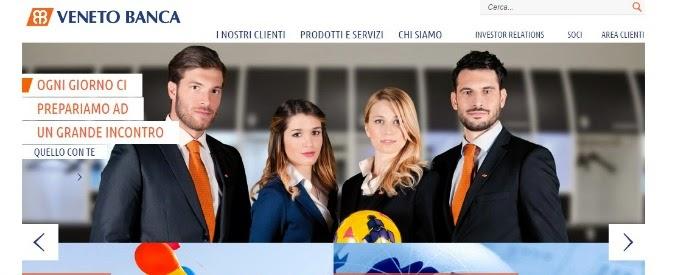 Veneto Banca: investire sulle Popolari é diventato molto rishioso