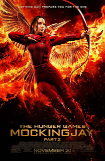 Mockingjay Part 2 Film Plakat Poster