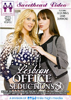 Lesbian Office Seductions 8 (2013) DVDRip