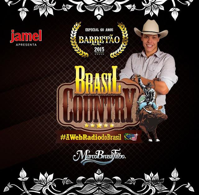 CD – Brasil Country – Especial Barretão (2015) Mp3