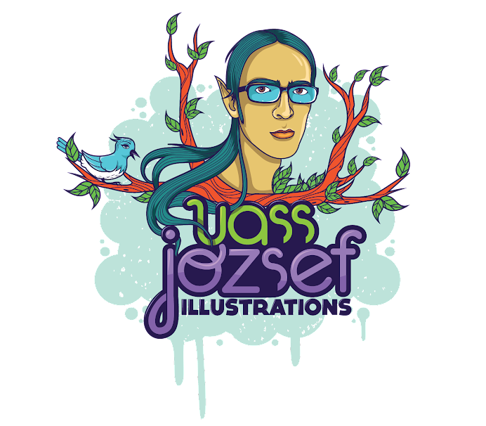 Vass József's  graphic design and illustrator blog