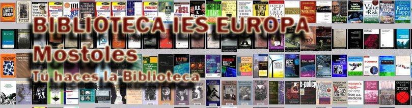 Biblioteca IES Europa Móstoles