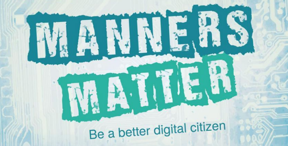 Be A Better Digital Citizen [infographic]