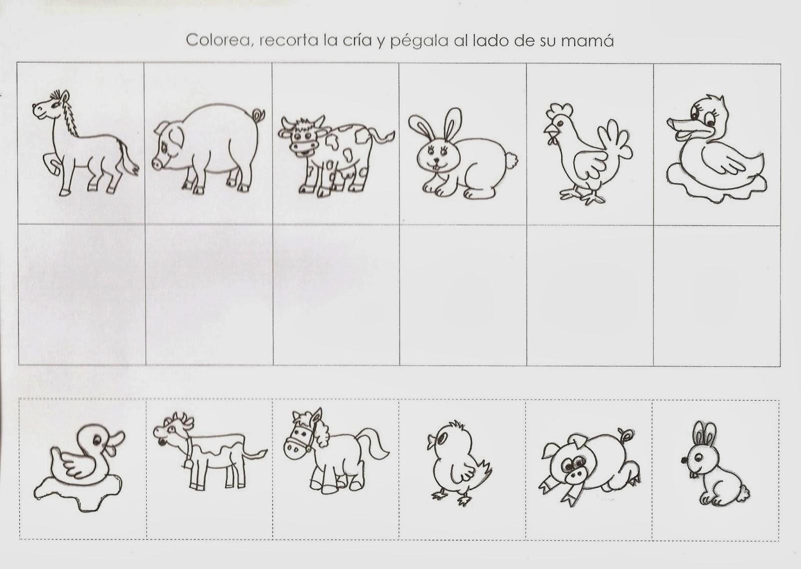 anaisabelchinome: ANIMALES DE LA GRANJA