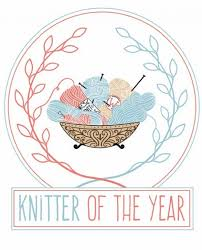 Knit Now magazine's Knitter of the Year 2017 Awards Online Innovator winner