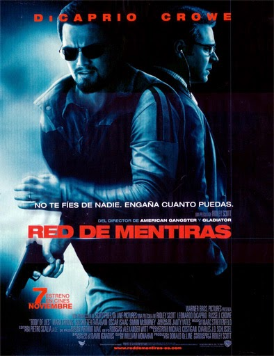 Ver Red de mentiras (Body of Lies) (2008) Online