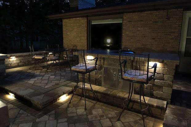 Outdoor Low Voltage LED Landscape Lighting