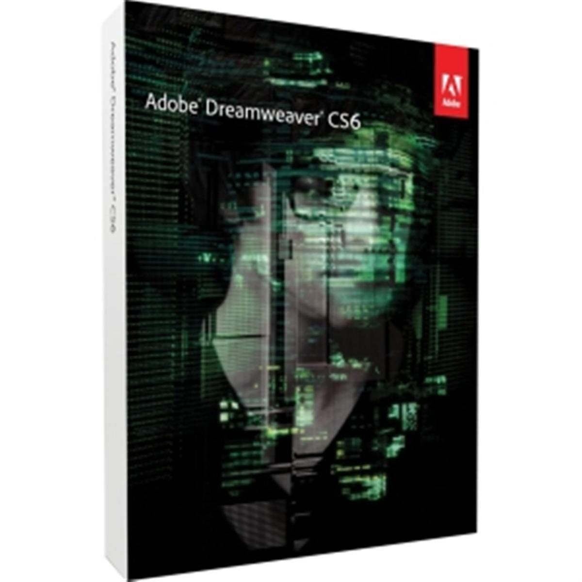 adobe dreamweaver cs6 single link