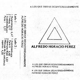 Alfredo Horacio Perez