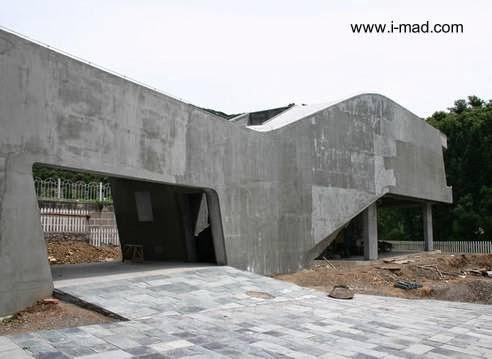 Casa Raising en construcción