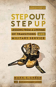Step Out, Step Up  - 7 February