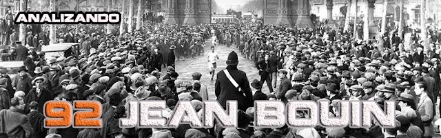 ANALIZANDO 92 JEAN BOUIN