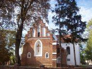 Kościół w Ostrowie XVIII/XIX w.