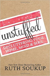 Unstuffed - Print Copy Giveaway