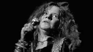 Never-seen-before shot of Janis Joplin