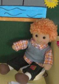 De klaspop Lucas
