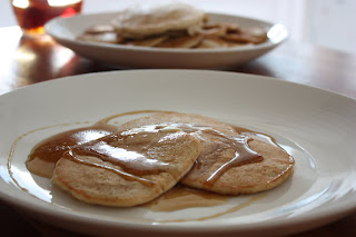 our favourite homemade pancake recipe
