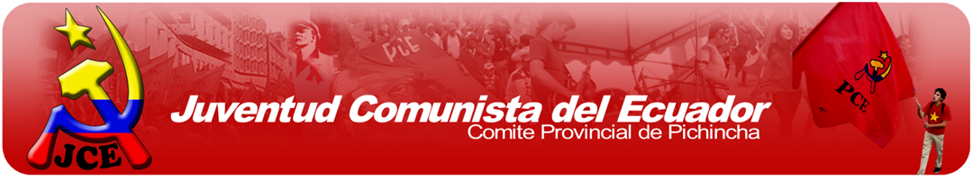 Juventud Comunista del Ecuador