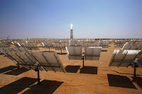 BrightSource offers green efficient solar thermal power plant