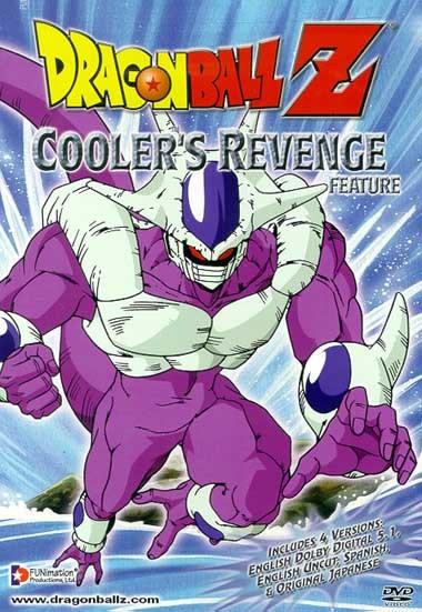 Dragon Ball Z: Cooler's Revenge movie