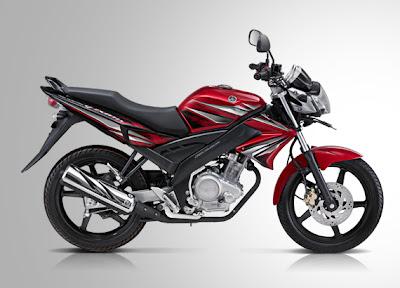 Yamaha Vixion 2012