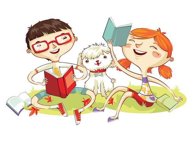 La huella de mi sendero: ¡¡Animemos a los niños a leer!!