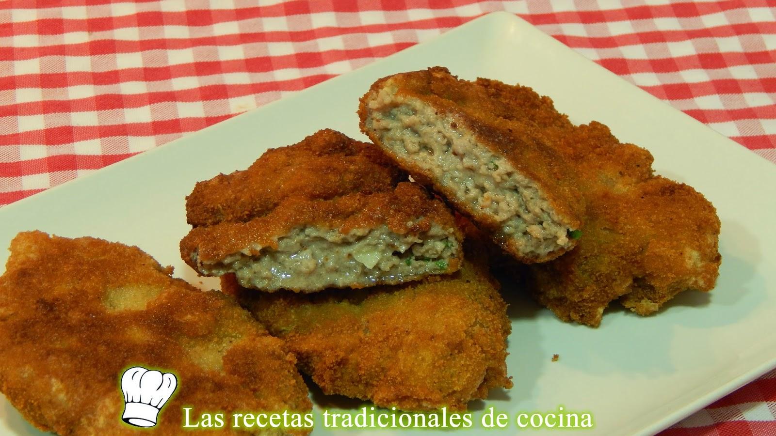 Receta de filetes rusos Recetas de cocina con sabor tradicional