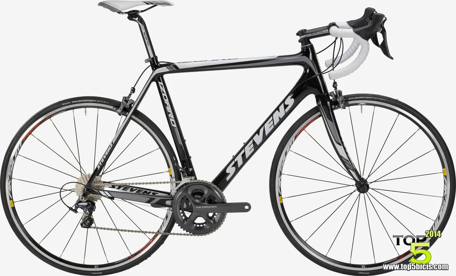Top 5 bicicletas de carretera stevens izoard 2014 - La bici azul ...