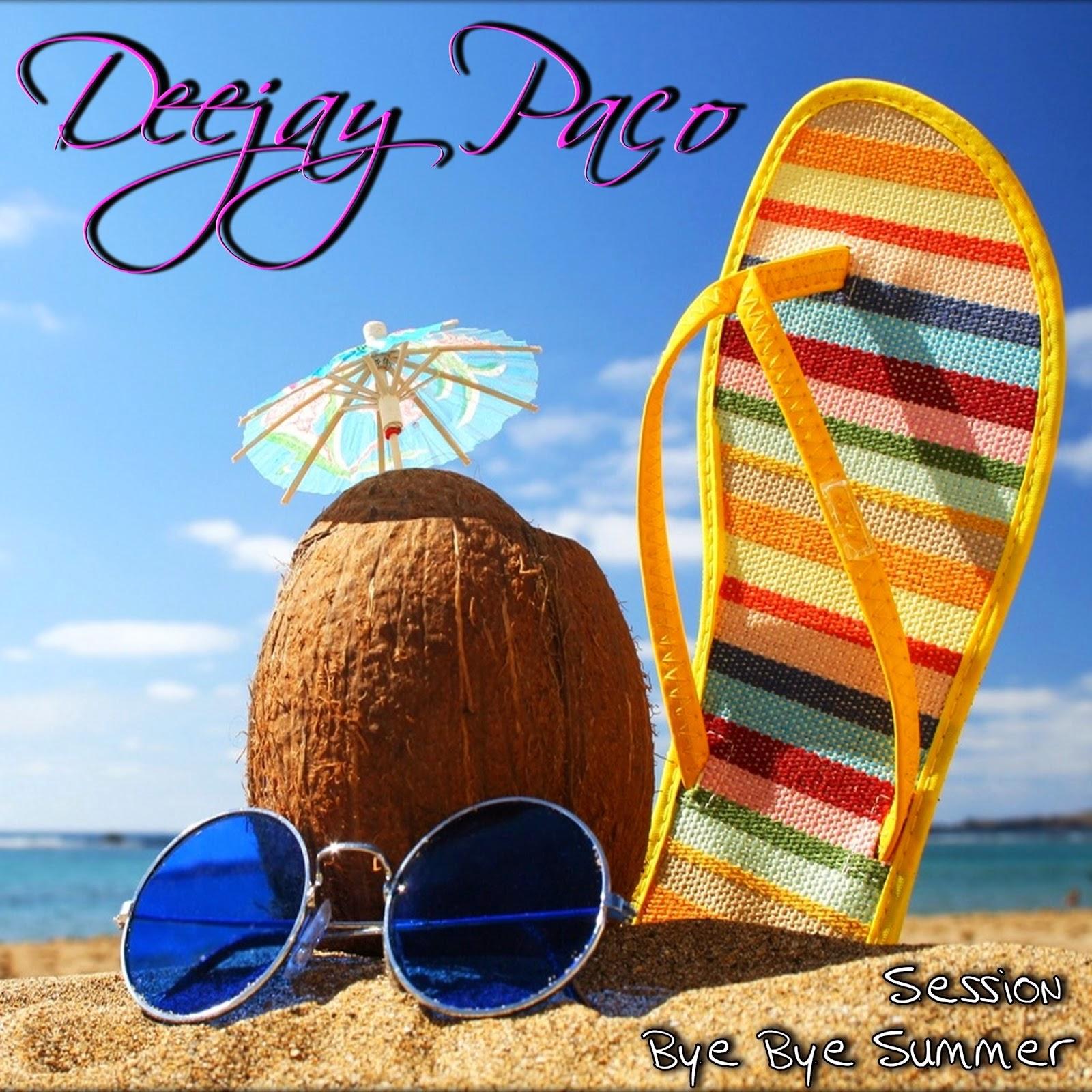 http://www.mediafire.com/download/1v92rbkbj7vc08s/Deejay+Paco+Bye+Bye+Summer+2013.rar