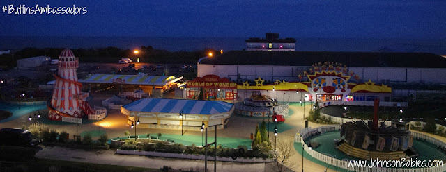 The fairground at Butlin's Bognor Regis