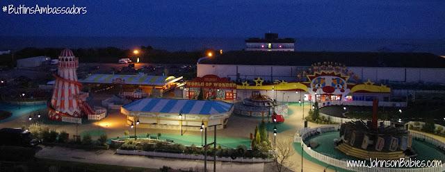 The fairground at Butlin's Bognor Regis