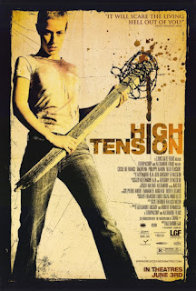 "31 Days of Horror Day 8 - ""High Tension"" (2005)"