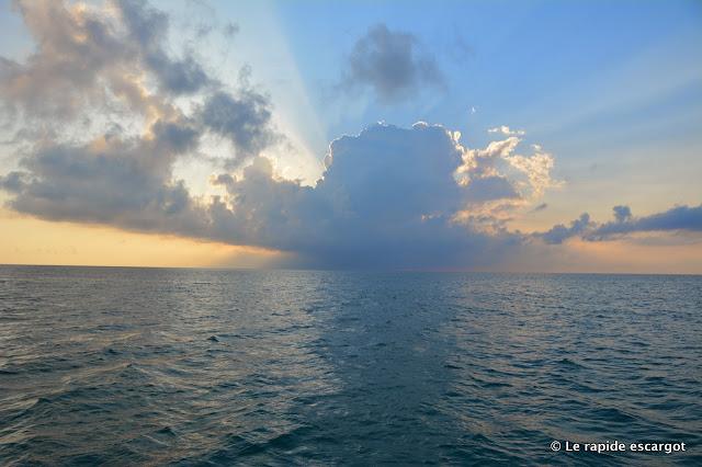 Water Cay Jumentos Sunset