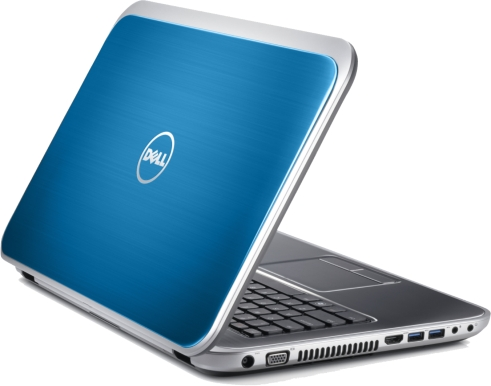 dell Inspiron 15R blue color