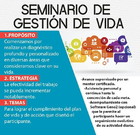 Seminarios de Gestión de Vida