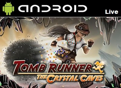 Tomb%2BRunner Crystal Runner v1.0.1 [ Android ]