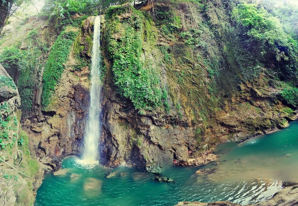 Tempat Wisata Air Terjun Mempesona di Karanganyar