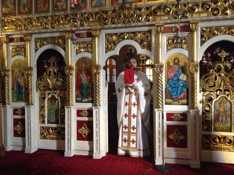 Preot Paroh Sfercoci Marius