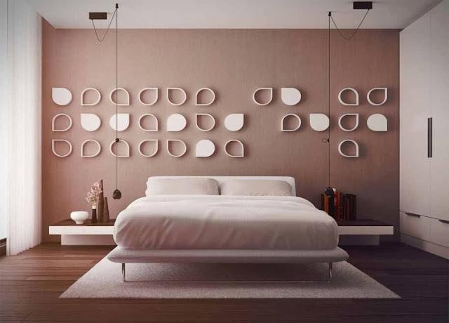 Simpel Dekorasi Kamar tidur