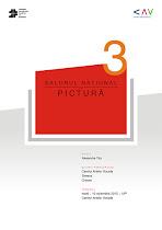 SALONUL NATIONAL DE PICTURA - editia a 3 a