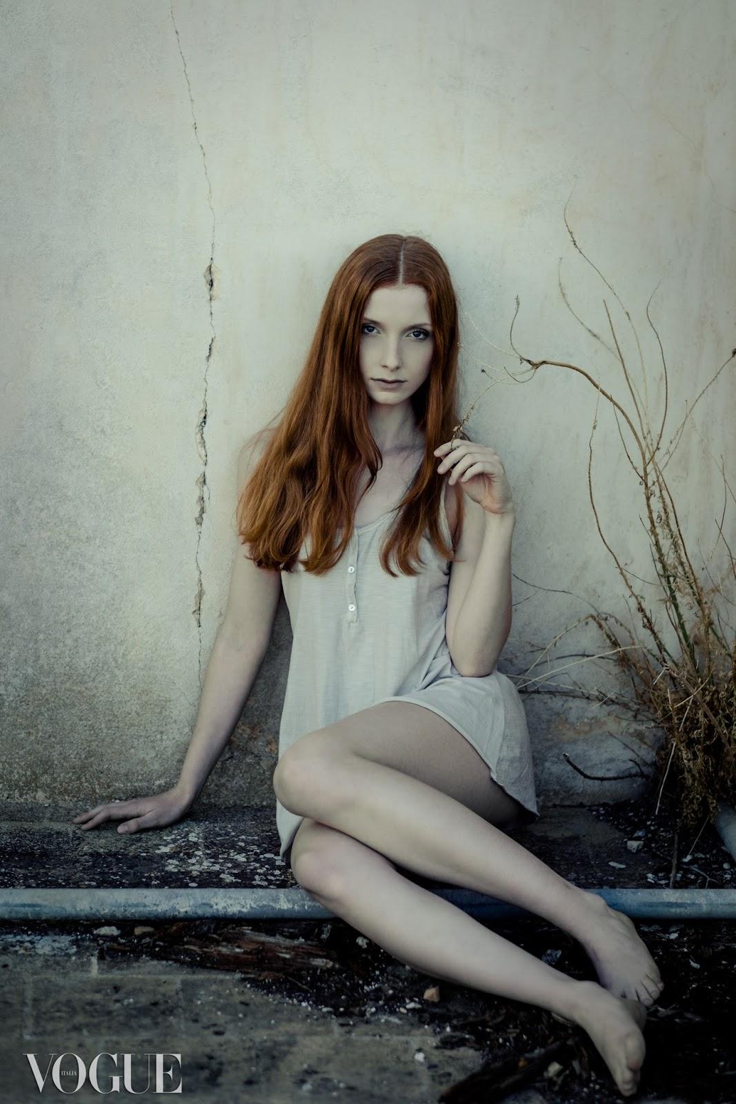 Starmodels: Nächste Österreicherin in der italienischen Vogue!