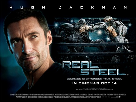 Welcome Real Steel 2011 Bluray 1080p 6ch X264