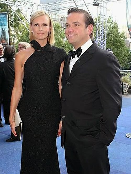 It is believed Sarah Murdoch has had the dramatic footsteps for the today show The 42-year-old was spotted out to the State Library of Victoria at Melbourne, Australia on Thursday, October 23, 2014 with husband, Lachlan.
